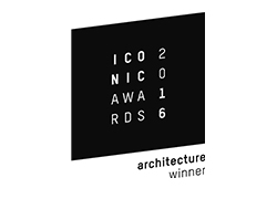Iconic Award 2016 Winner in der  Kategorie Architecture