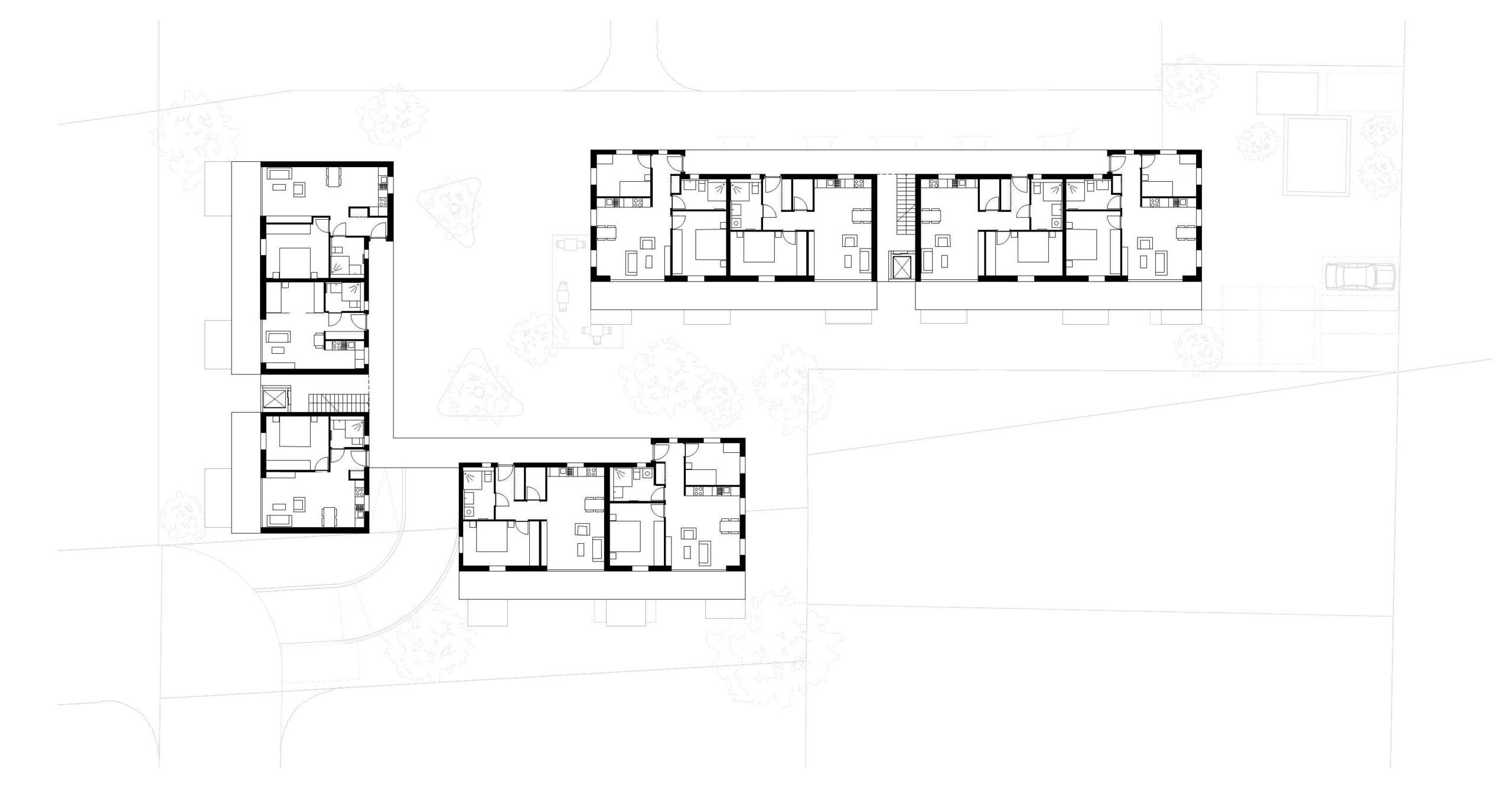 316_Mainstrasse_Grundriss Dachgeschoss_FFM-ARCHITEKTEN
