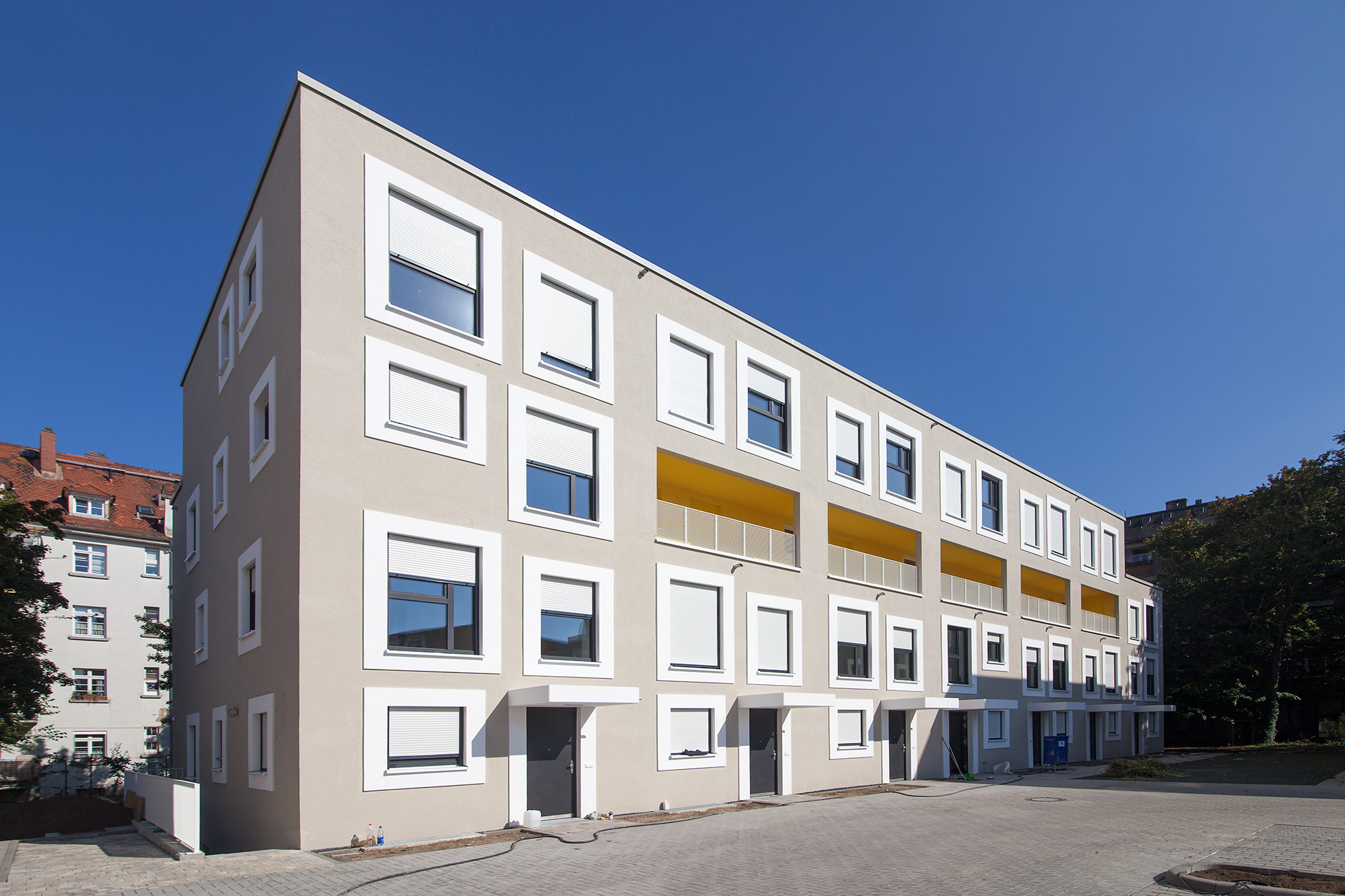 340 Gustav Adolf Straße Offenbach FFM-ARCHITEKTEN