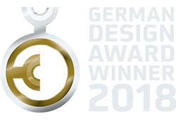 GERMAN DESIGN AWARD 2018 WINNER