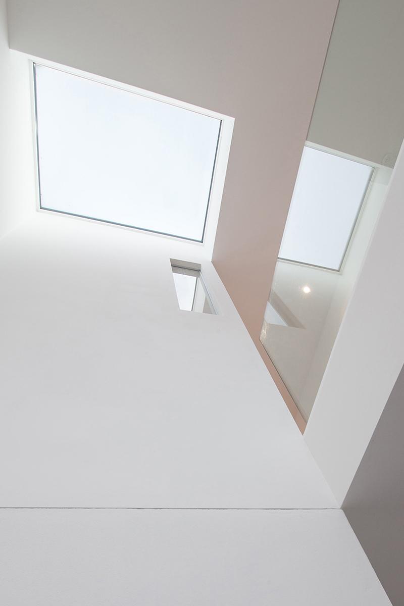 189 Wohnhaus Dachfenster Detail