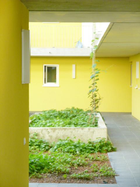 044 Detail Innenhof