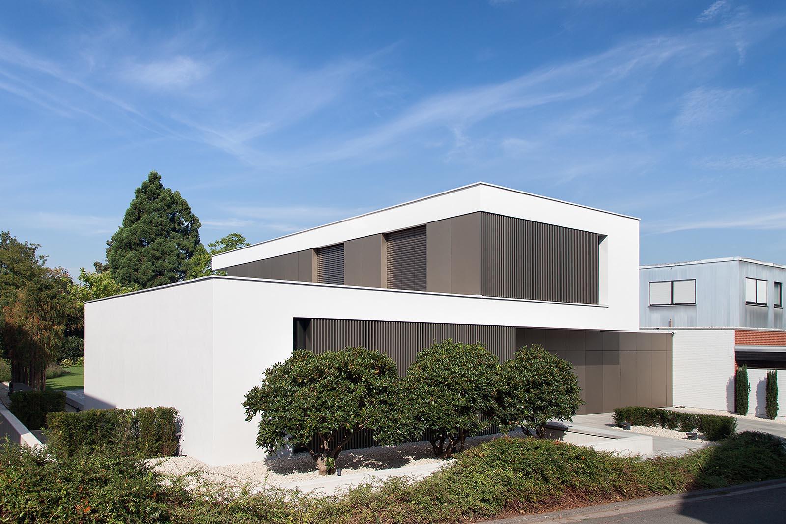 Villa P FFM-ARCHITEKTEN