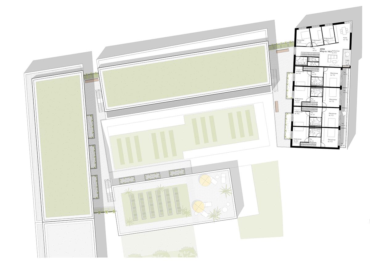 347 Grundriss Dachgeschoss