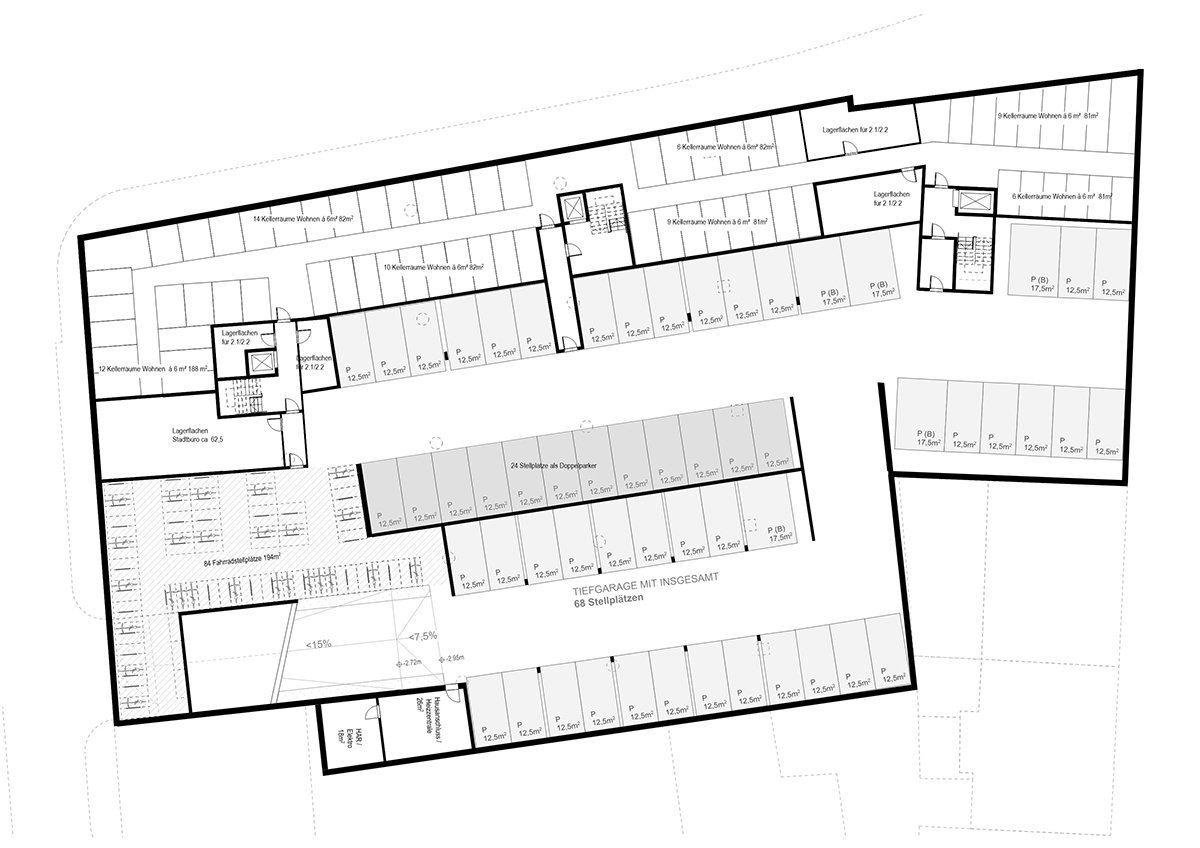 347 Grundriss Untergeschoss