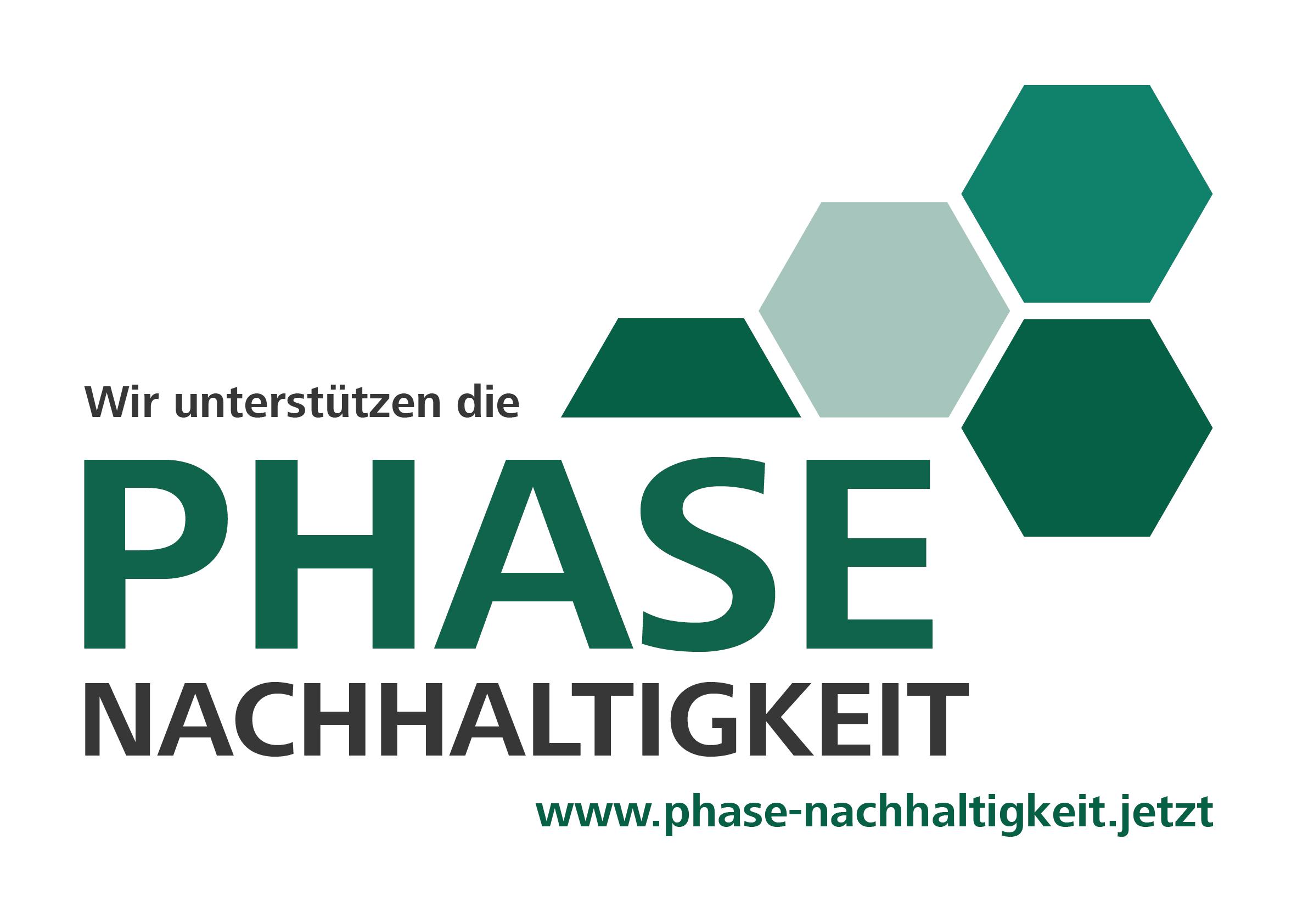 Logo Phase Nachhaltigkeit FFM-ARCHITEKTEN