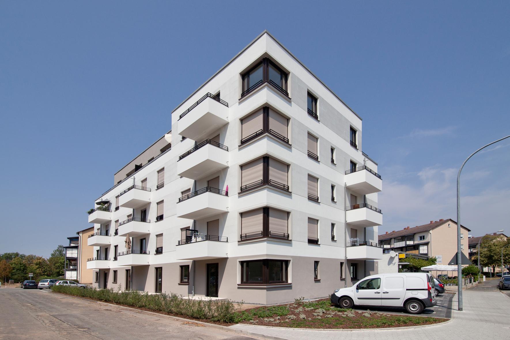 326 Georg Treber Straße Rüsselsheim FFM-Architekten