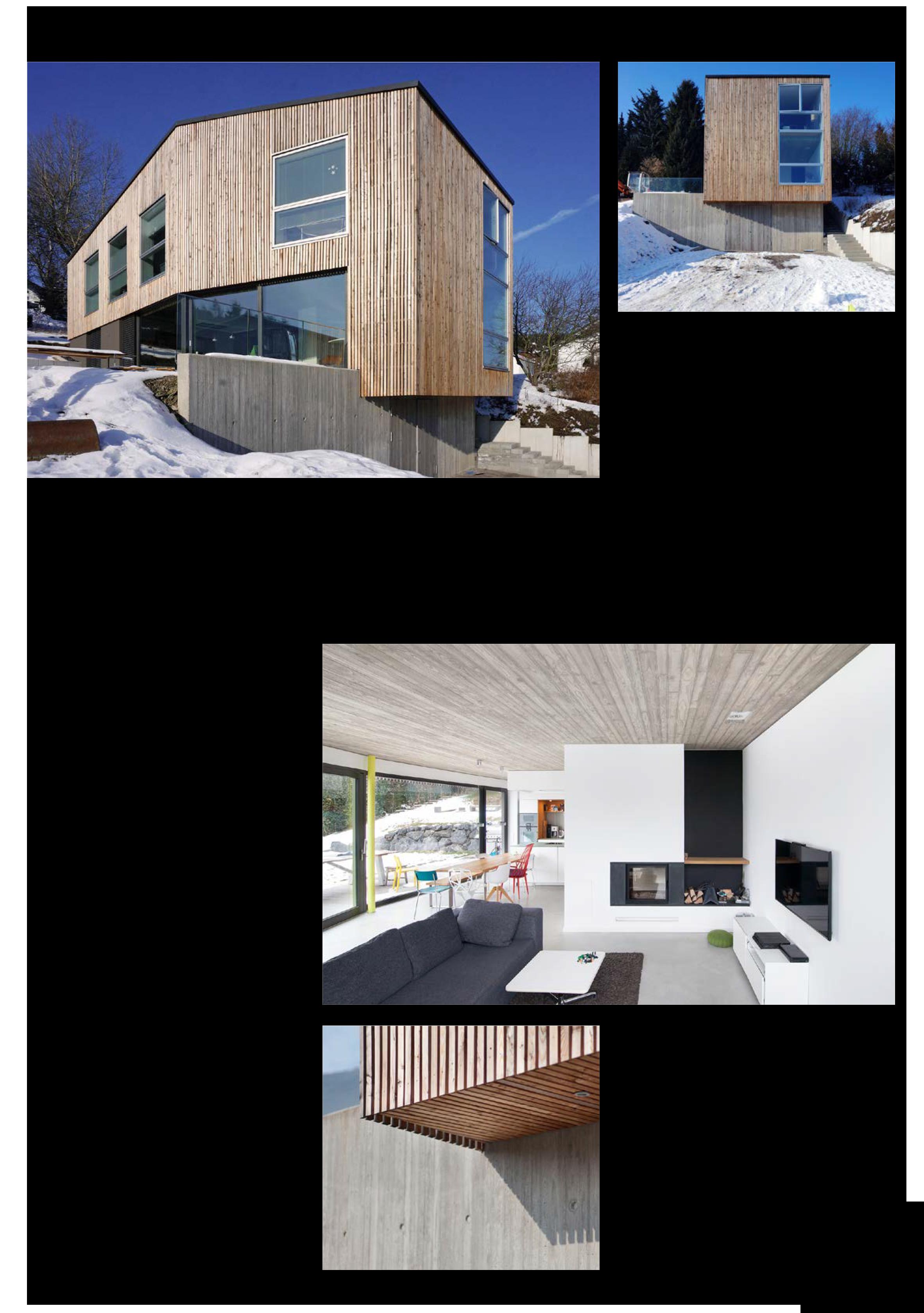 CUBE REAL ESTATE SPECIAL 2021 Wohnhaus D FFM-ARCHITEKTEN