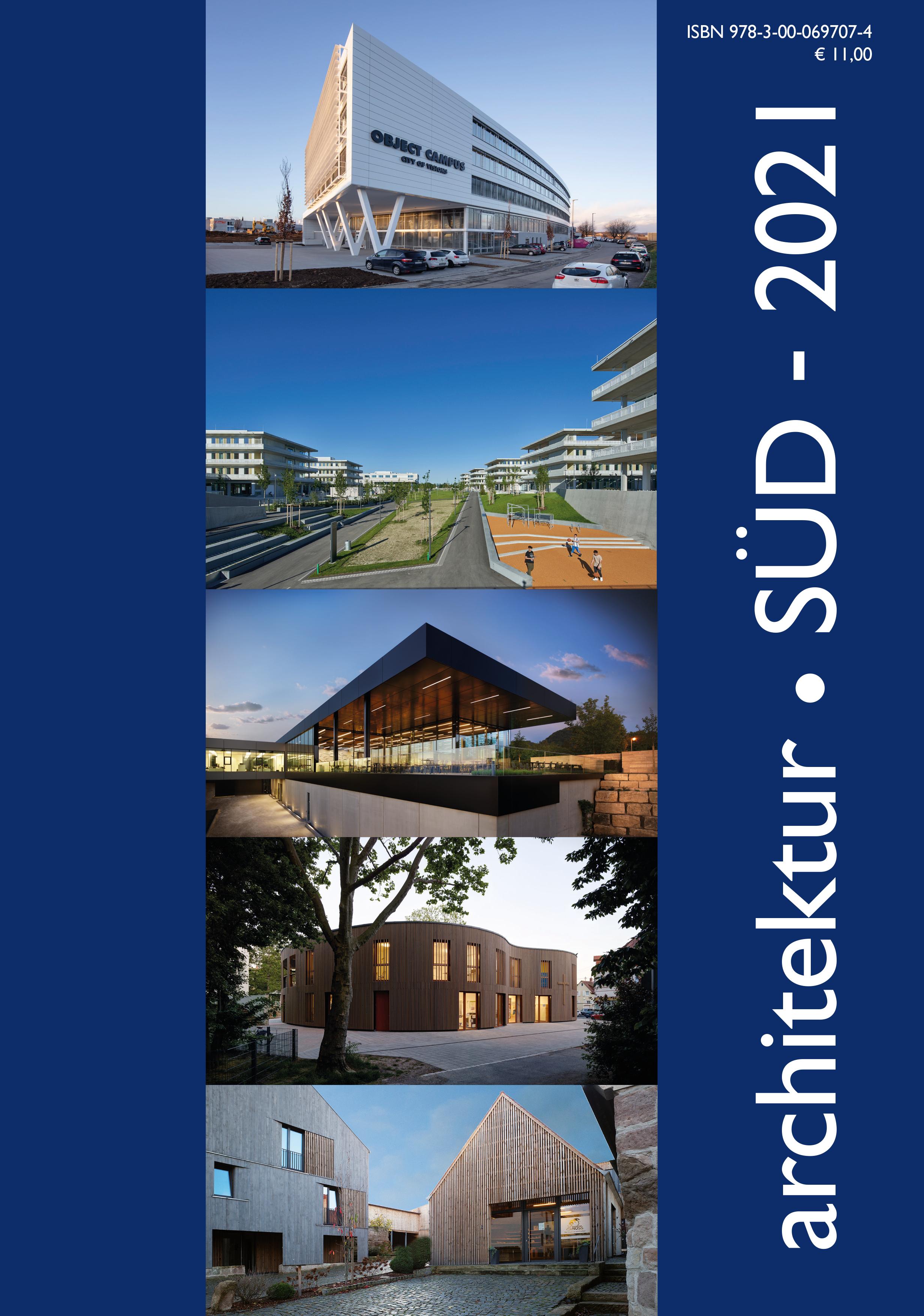 Architektur SÜD 2021 FFM-ARCHITEKTEN
